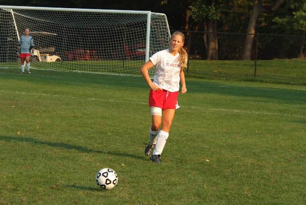 St A's 2007 Girls Soccer