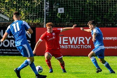Shelley FC (h) W 3-1 *
