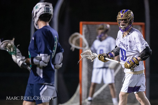 Broughton varsity lacrosse vs Leesville. March 15, 2019. D4S_8850