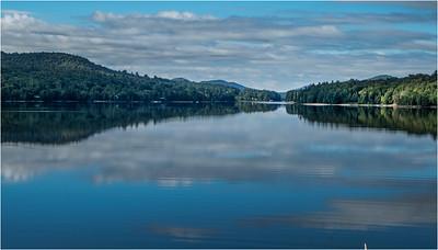 Seventh Lake weekend September 2018