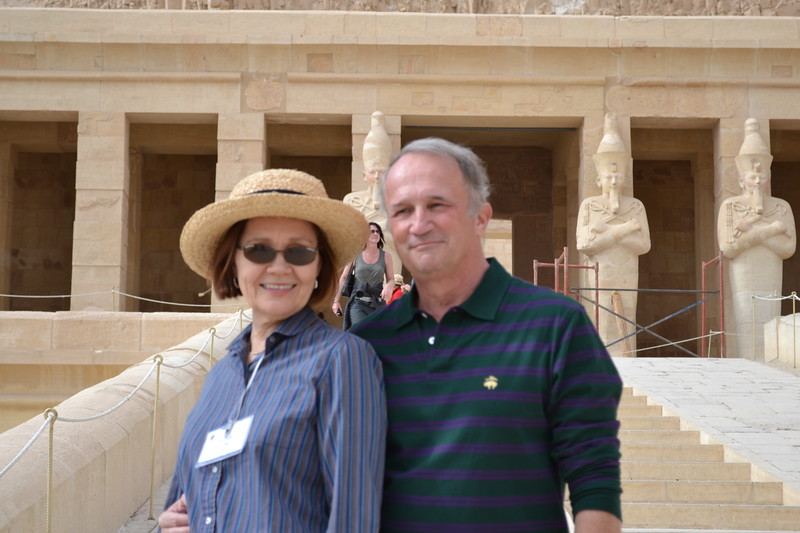 Egypt memories - Dick Woodbridge '65