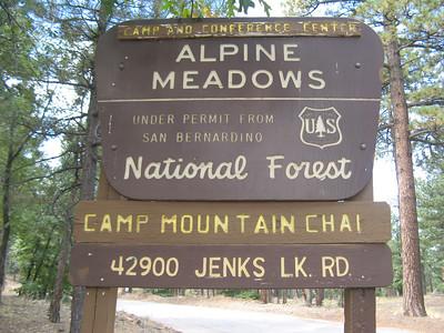 Alpine Meadows Mens Conference