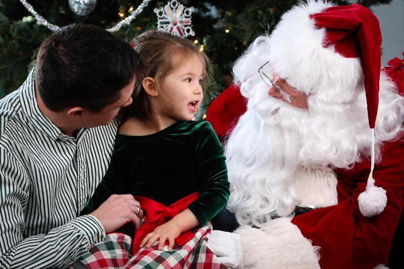 SMCA Santa Photos