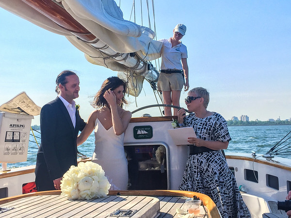 Jon and Brydie's wedding