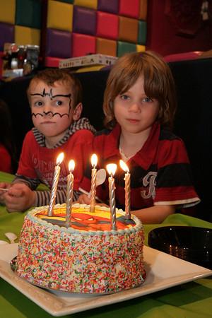 Hudson's Birthday