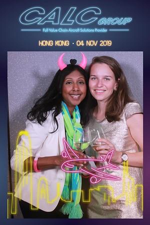 CALC Cocktail Party - 04 Nov 2019