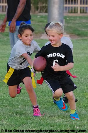 ProDay Football 6:15 Game 3