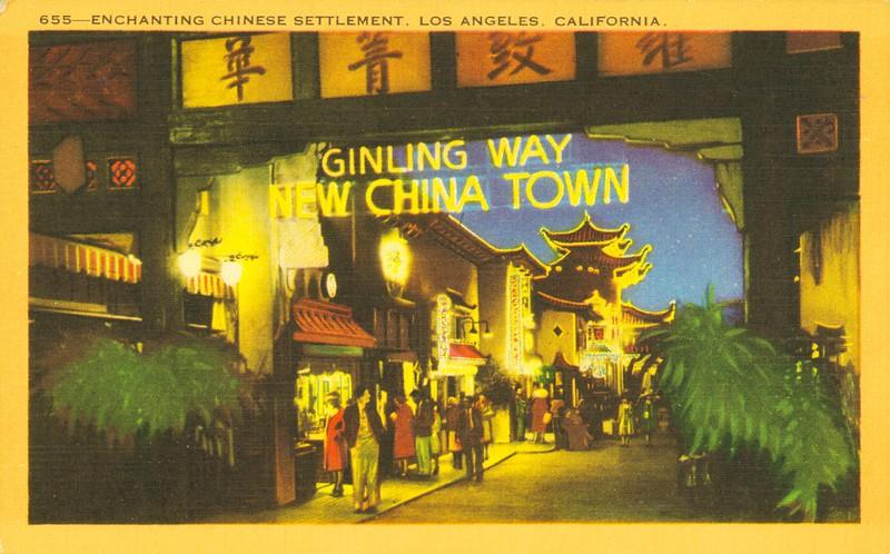 Enchanting Chinese Settlement