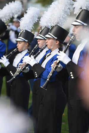 Marching Band Competition at NSBA Marching Contest