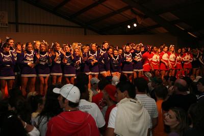DS Coosa Valley Fair Cheerleading 2007