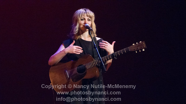 Anais Mitchell with Mark Erelli