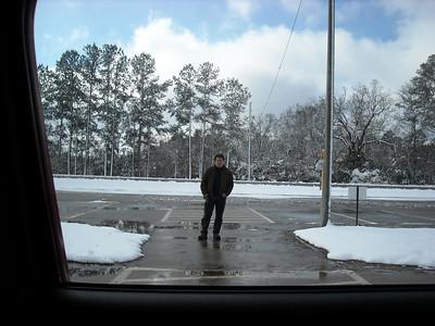 SC snow feb 2010