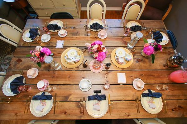 28 Star Kitchen: Table of 10 Brunch!