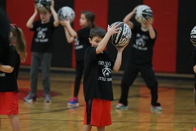 Girls' Basketball Youth Night
