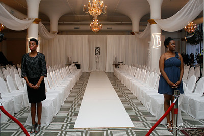Barbara Bates - 25th Anniversary Fashion Show