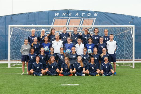 Women's Soccer 2014