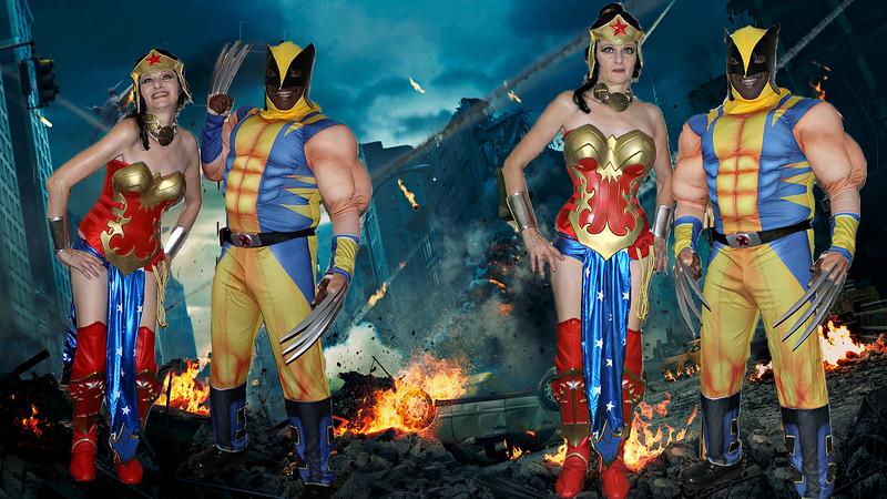 20141115 Team Zebra Masqurade IX- ZEBRA-CON - Wonder Woman & Broverine x2b.jpg