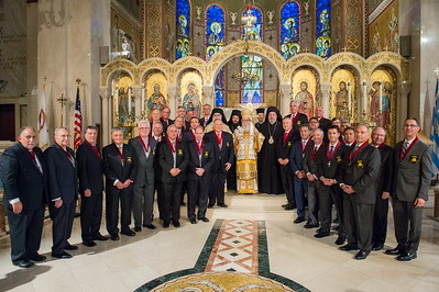Community Life - Archons Investiture - October 22, 2017