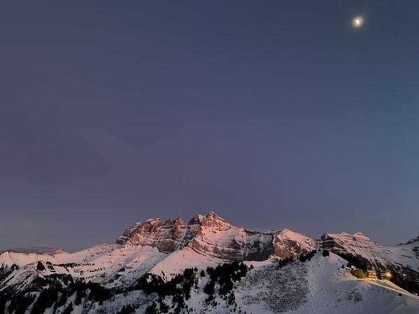 2020 Les Crosets, Switzerland