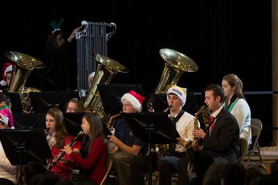 Christmas Band Concert 2013