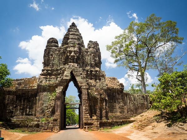 Angkor Wat, Angkor Thom, Bayon, Thommanon, Ta Keo, Ta Prohm