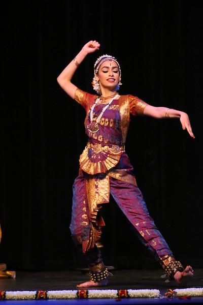 Bharata Natya Rangapravesham