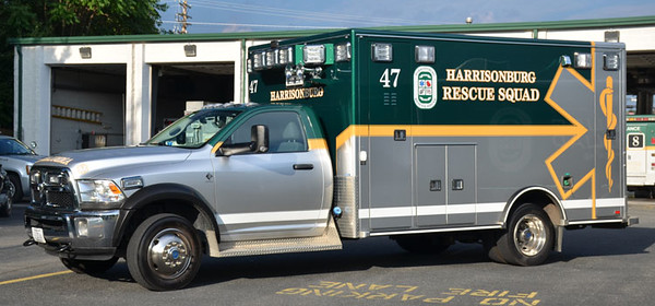 Harrisonburg Rescue Squad