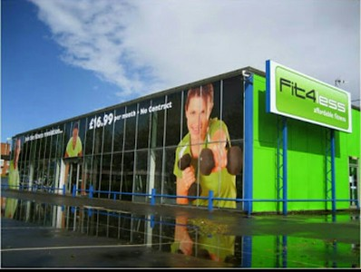 Fit4Less Gym Eldene Swindon 2015
