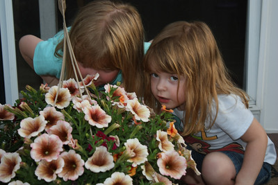 Abby and Emily 2011