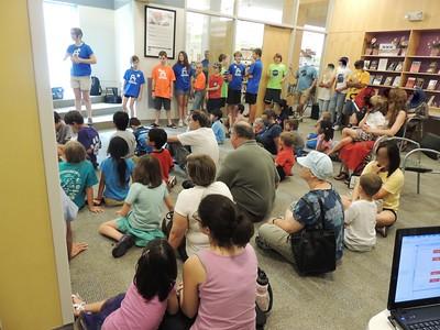 WR 2013 Cameron Village Library Outreach