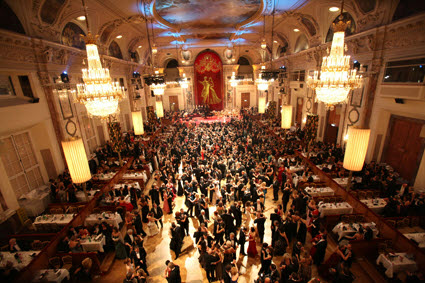 Guide to the Best Dance Balls in Vienna