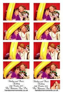 Shelley and Dan's  Wedding at The Britannia Inn,Par 24-10-15