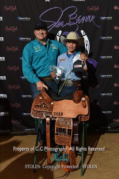 Short Go Joe Beaver Easter Roping 2019 Alvarado TX