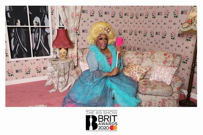 Brits Official After Party 2020 (Window)
