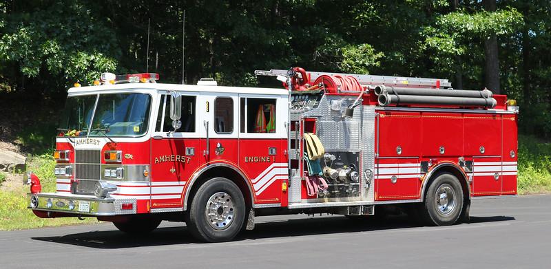 Engine 1. 1994 Pierce Saber   1500 / 1000
