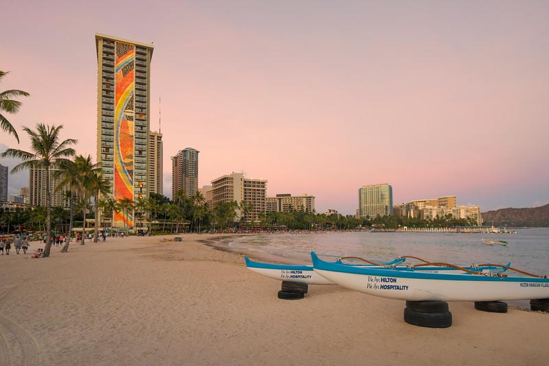 Hilton Sunset