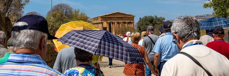 Sizilien - Agrigent (Tal der Tempel)