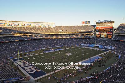 A photo list of all the Super Bowl venues thru 2020.