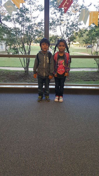 Francisco and Gaudalupe | Kindergarten | Whitestone Elementary School