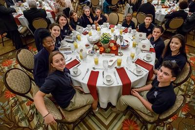 2018 Columbus Day Breakfast for FACS