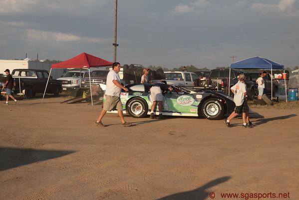 Needmore Speedway 9/11/10