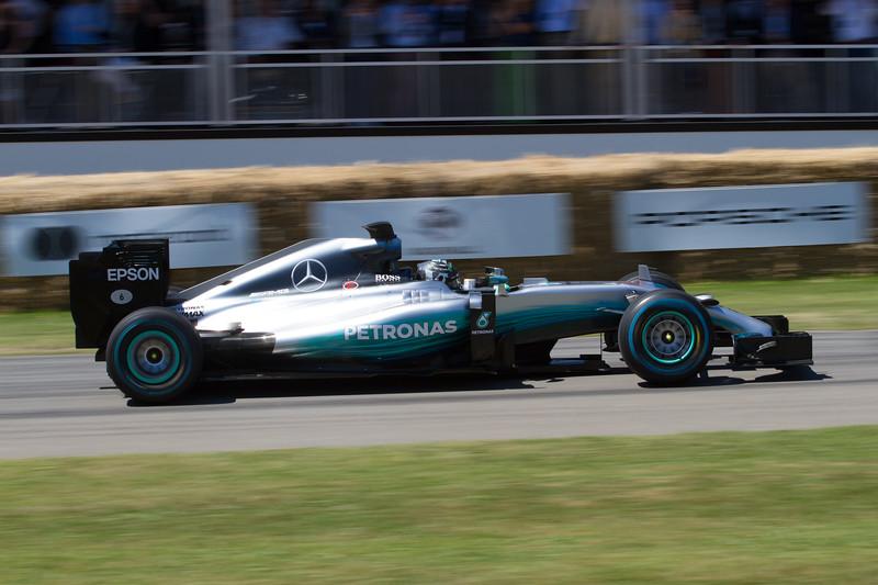Mercedes-Benz F1 W05 Hybrid