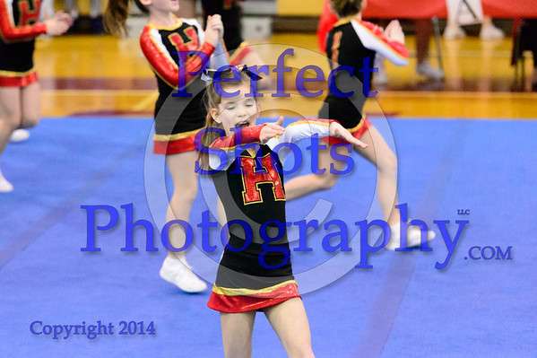Haverford Heat Cheer - Youth Large