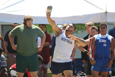 Boys Shot Put