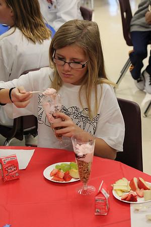 Zeman Students Heroes Breakfest