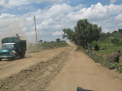 Ndabibi, Kenya May 2008