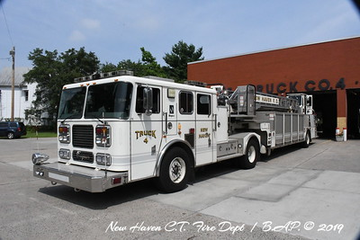 New Haven CT  Tiller 4-A