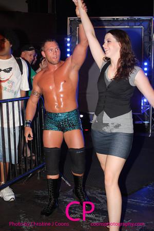 DGUSA 7/24/10 - Rich Swann vs Scott Reed with Nicole