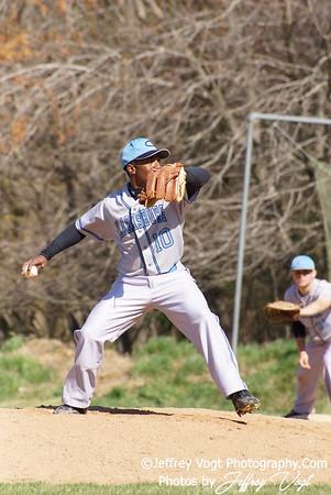 03-29-2012 Watkins Mill HS vs Clarksburg HS Varsity Baseball, Photos by Jeffrey Vogt Photography