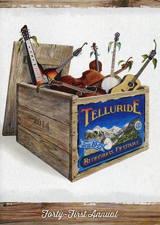 2014 Telluride Bluegrass Festival (June)